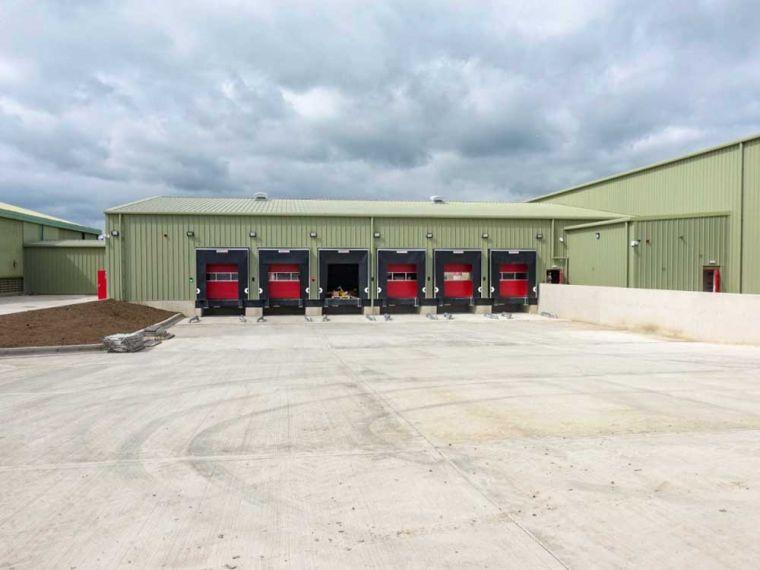 UK Warehouse Construction